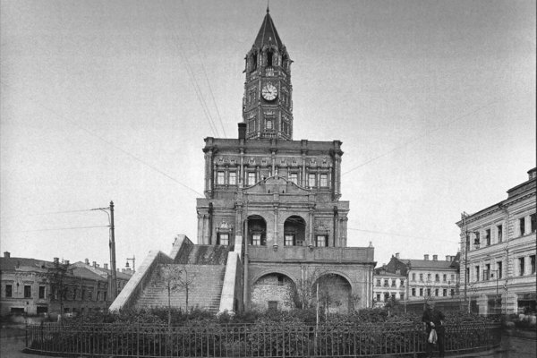 Башня колдуна (Сухаревская башня)