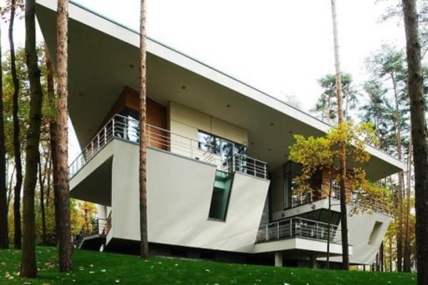 Ломаный дом