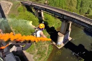 ICG Extreme Team. Мост в Манихино