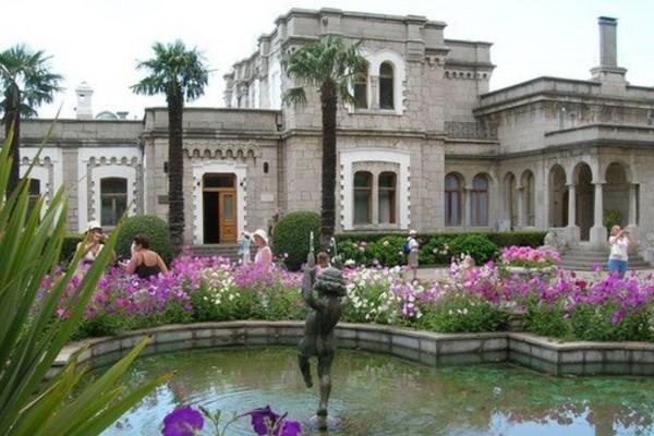 Дворец Юсуповых