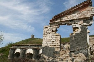 Крепость Керчь