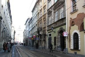 Руська вулыця