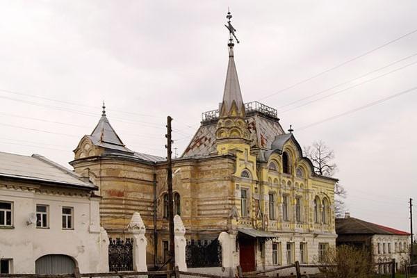 Усадьба Локалова