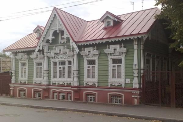 Особняк Токаревой