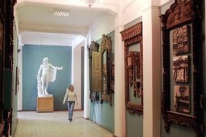 Музей истории архитектуры Сибири им. С. Н. Баландина