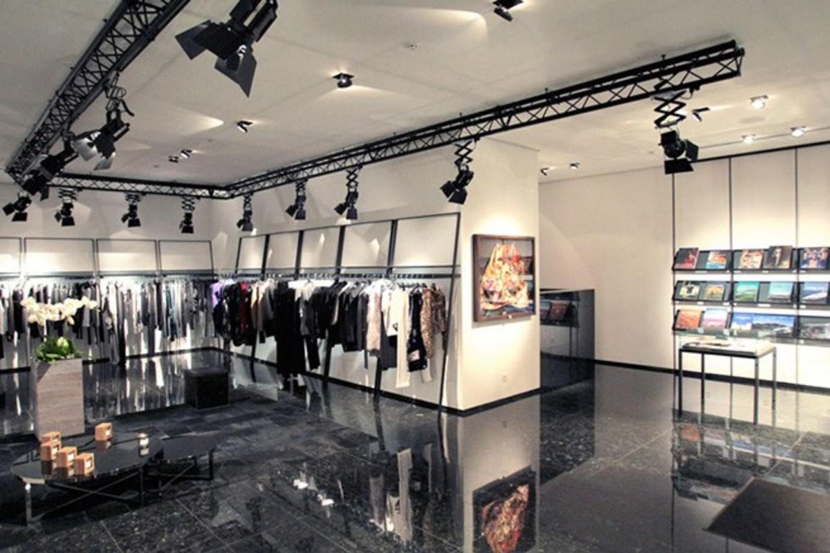 Магазин одежды <nobr>The Icon</nobr> в Киеве