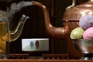 Чайная высота