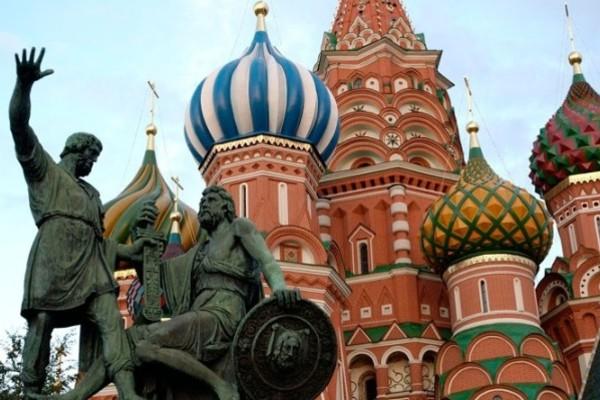 День дурака на Красной площади