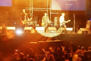 Рок-фестиваль «Кино сначала»