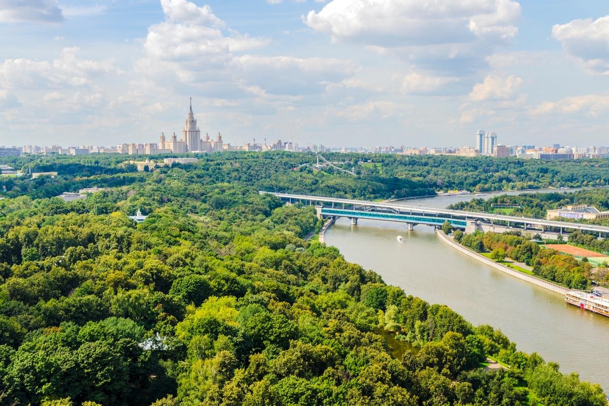 много воробьевы горы москва река фото человек представляет собой