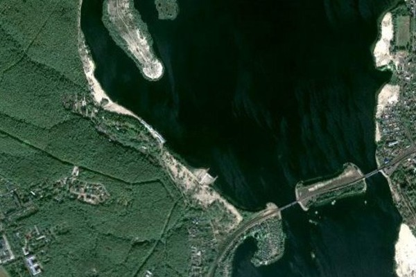 Пляж Горького