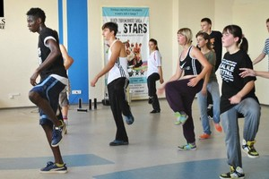 All Stars Dance