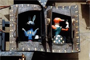 Кукольные часы