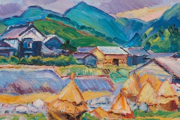 История русского искусства ХХ века