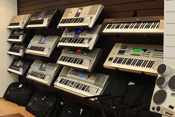 Yamaha Music Square
