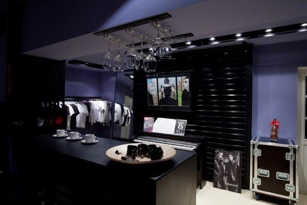 Backstage Showroom