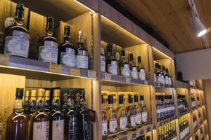 Мир виски и вина