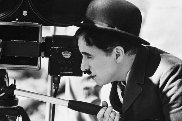 Человек из кино-Чарли Чаплин