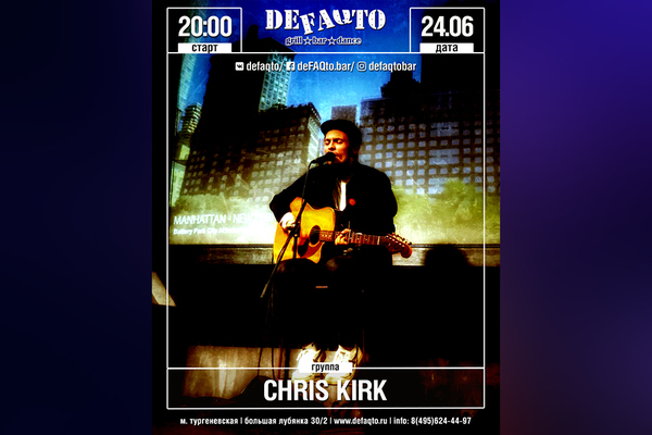 Chris Kirk