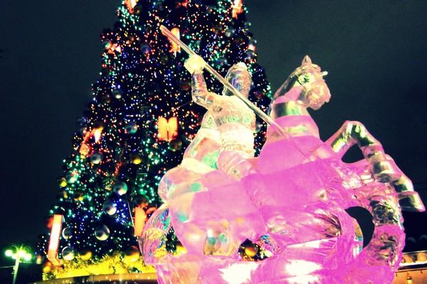 Новогодняя Москва (экскурсия)