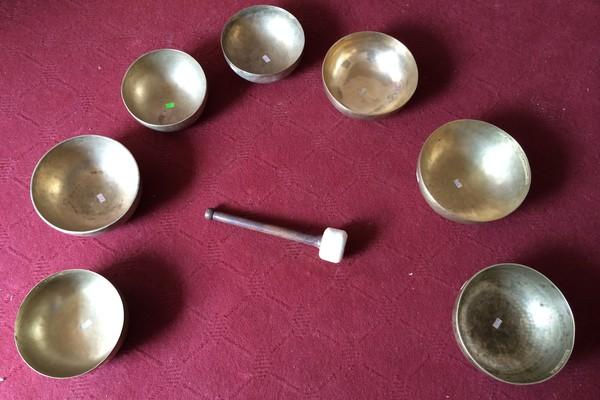 Медитация с тибетскими чашами