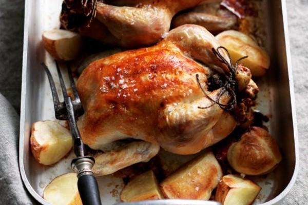 Новогодний ужин а-ля Клевер