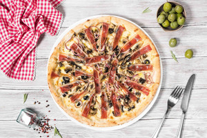 Pizzeria il Pomodoro на Павелецкой