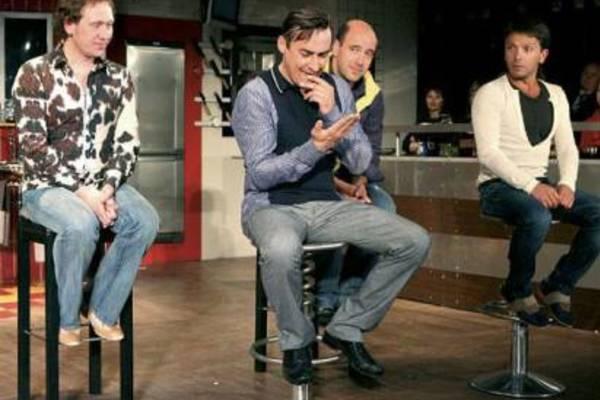 Разговоры мужчин среднего возраста о женщинах, кино и алюминиевых вилках