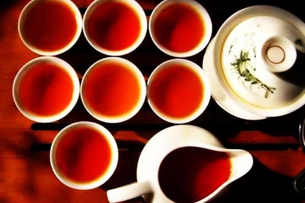 Бесплатная дегустация красного чая