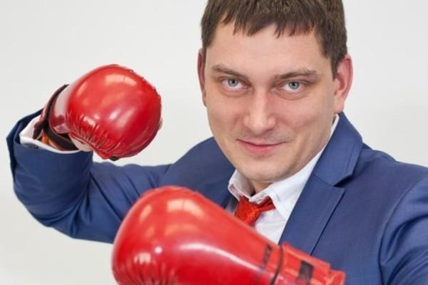 Максим «Комбат» Батырев