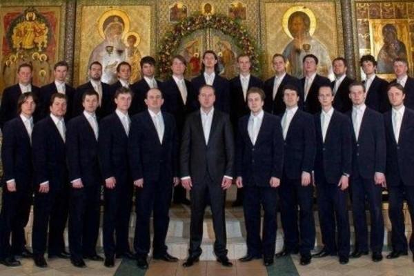 Мужской хор Сретенского монастыря