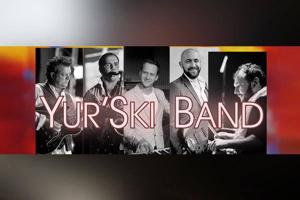 Юрий Терлецкий и Yur'ski Band
