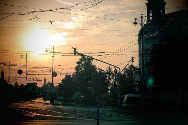 Мистическая Москва или территория призраков