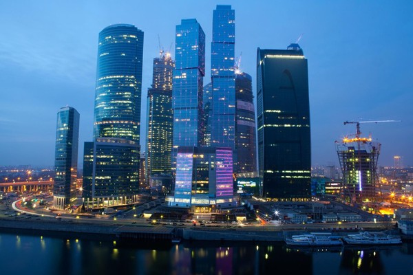 Великие иностранцы в Москве