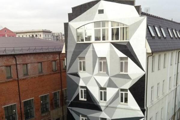 Фасад на Флаконе