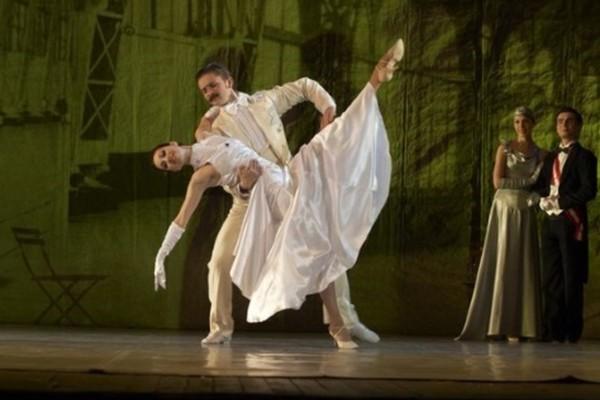 Балет «Последнее танго»