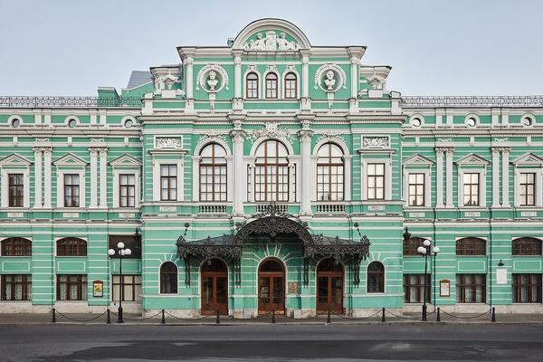 Большой драматический театр им. Г.А. Товстоногова (основная и малая сцены БДТ)
