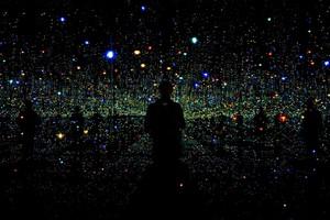 Яей Кусама: теория бесконечности
