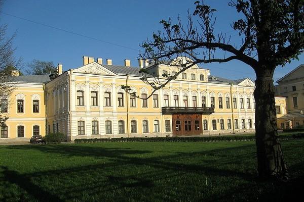 Анны Ахматовой в Фонтанном Доме