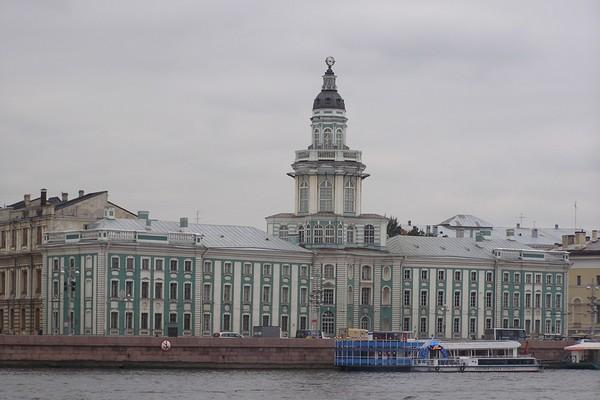 Музей  М. Ломоносова