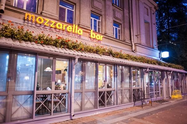 Mozzarella на Московском
