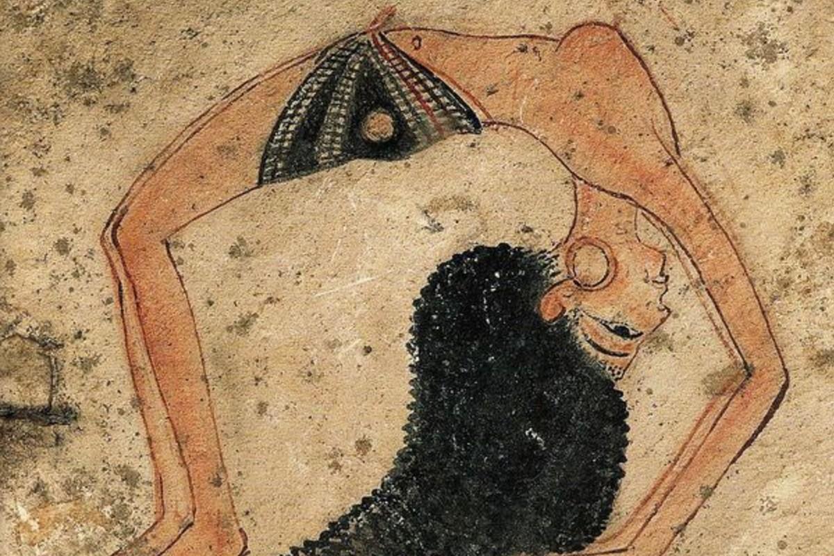 осень, искусство древнего мира в картинках как она выглядела