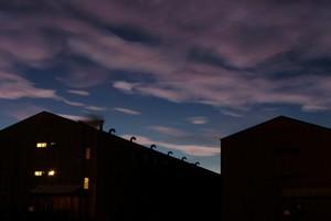 Как правильно смотреть на облака?