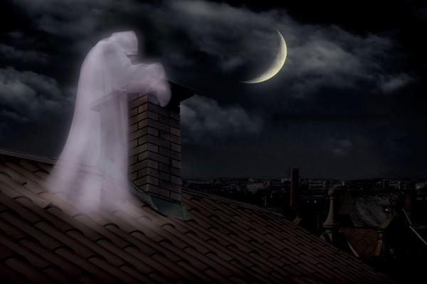 Привидения и ведьмы Москвы