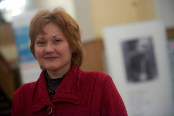 Встреча с поэтом Ольгой Ворониной «Аберрация памяти»