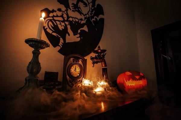 Хэллоуин в доме