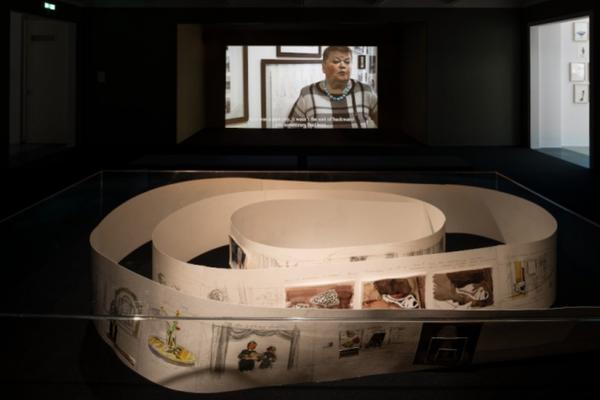 Удел человеческий. Сессия V: Телеология человеческого. Биография, судьба, надежда, вера. Выставка «Биография. Модель для сборки»