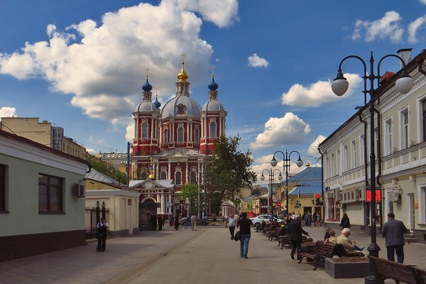 Москва Купеческая. Замоскворечье