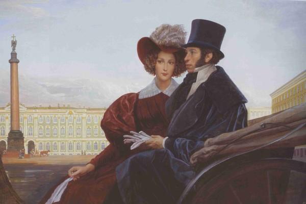 «Роковые истории любви». Автобусная экскурсия