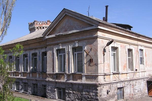 Дом Нестерова